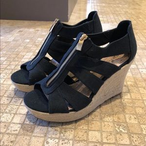 Merona Zipper Wedges